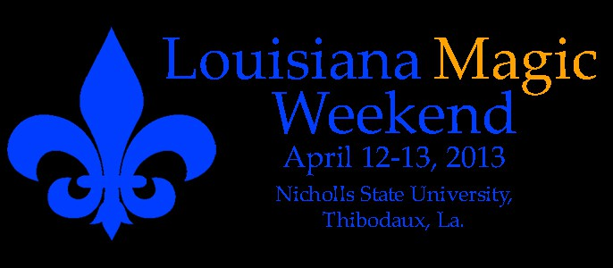 Louisiana Magic Weekend